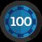 I played round 100!